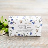 Apple Blossom & Clematis 190g Soap Bar - Toasted Crumpet_