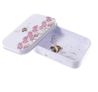 Flight of the Bumblebee' mini gift tin - Wrendale Designs