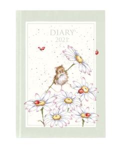 Flexi Diary Planner 2021-Wrendale Designs