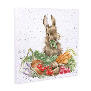 Canvas 20x20 Grow your own - Wrendale Designs