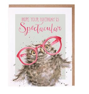 Wenskaart 'Spectacular birthday' - Wrendale Designs